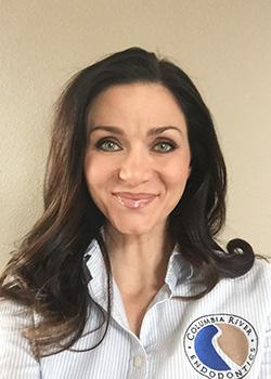 Tara, Marketing coordinator at Columbia River Endodontics in Kennewick Washington