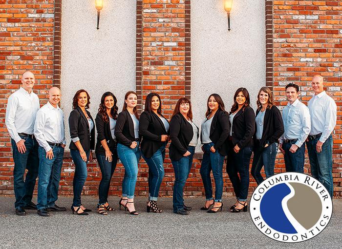 Columbia River Endodontics staff in Kennewick, Washington